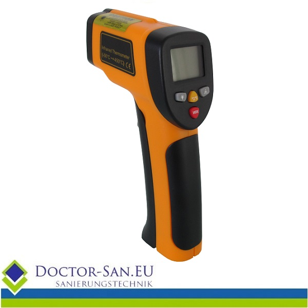 Infrarot-Thermometer Pyrometer Modell DS-2062